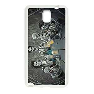 SKULL avenged sevenfold welcome to the family Phone Case for Samsung Galaxy Note3 hjbrhga1544