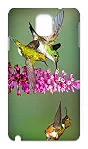 Hard Case Back Cover - Hummingbird Samsung Galaxy Note3 N9000 Case