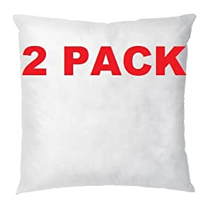 Throw Pillow Inserts 20 X 20 : Amazon.com: Ikea Inner Insert 20 X 20