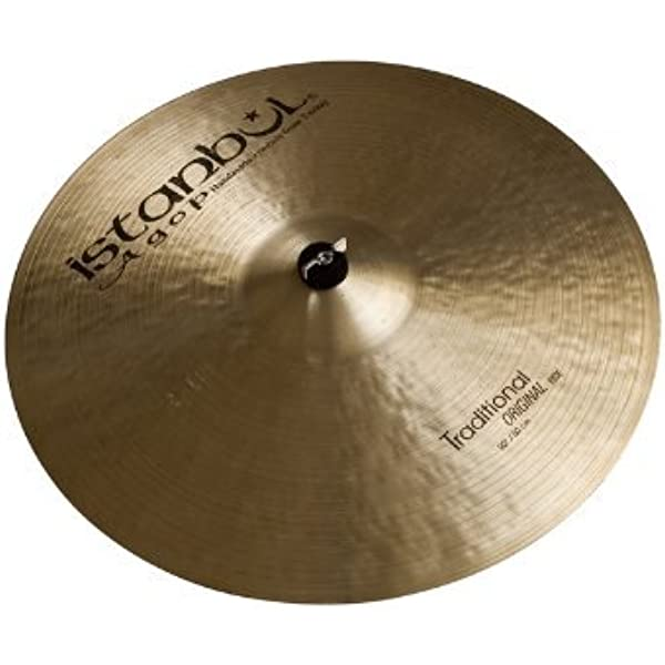 Istanbul Mehmet Cymbals Signature Series MT-AN-R22 22-Inch 60th Anniversary Ride Cymbal