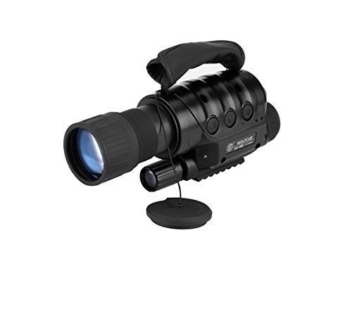Night Vision Monocular - Built-in Camera by burirumvoravet by burirumvoravet