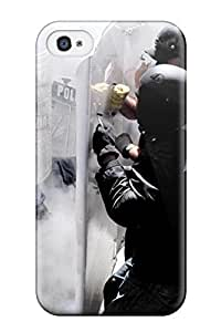 Durable Case For The Iphone 4/4s- Eco-friendly Retail Packaging(riot Military)