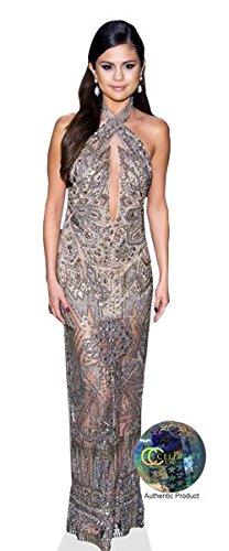 Selena Gomez (Dress) Life Size - Selena Gomez Celebrity