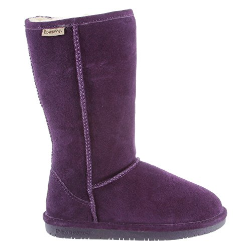 Fashion Boot Women's Deep BEARPAW Purple Emma qBEwfHZ