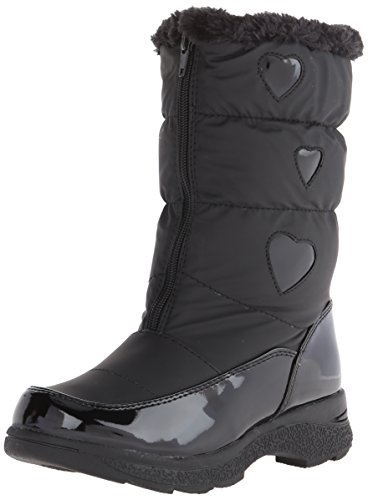 Black Winter Little Hearty Boot Tundra Kid XwaYqXU