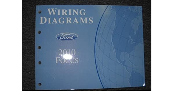 2010 Ford Focus Wiring Diagrams Electrical Shop Manual: ford ... Acura Zdx Wiring Diagram on
