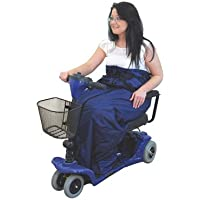 Aidapt VA129C - Acogedor para scooter (lana