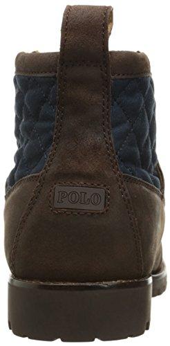 Polo-Ralph-Lauren-Mens-Rupert-Boot-Dark-ChocolateNavy-10-D-US