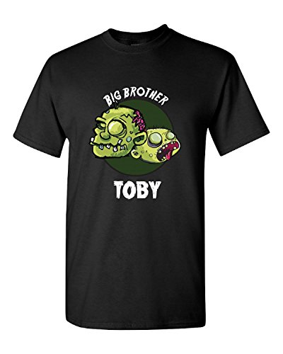 [Halloween Costume Toby Big Brother Funny Boys Personalized Gift - Kids T Shirt] (The Funniest Halloween Costumes)
