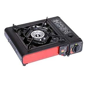 Easy-topbuy Cocina de Gas Portátil, Encendido Electrónico ...