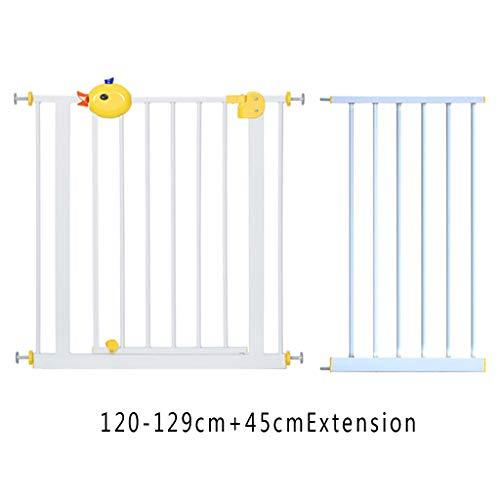 JIMI-I Valla, Cerca para Perros, Puerta de Seguridad para Mascotas, barandilla Interior para Perros, Puerta de protección de...