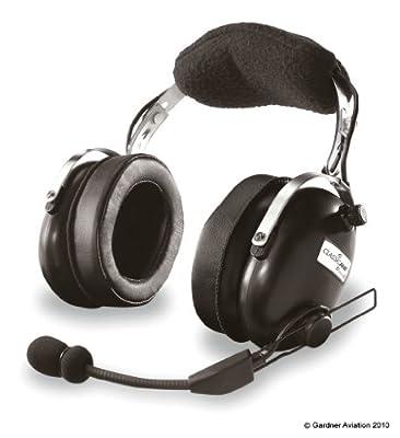 Flightcom Classic Active Noise Reduction (ANR) Aviation Headset