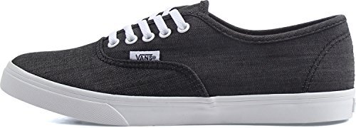 Vans White True Stripe Black Shadow Authentic q6qZAw4Hx