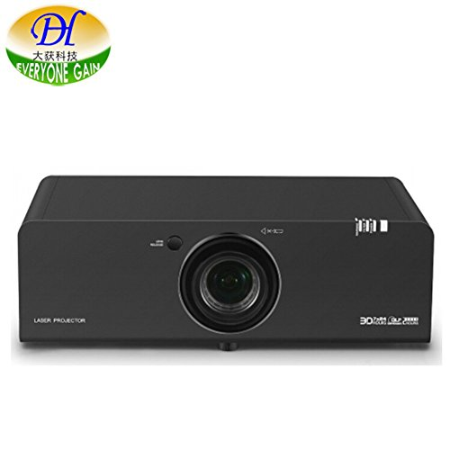 EVERYONE GAIN DH-8808 DLP Outdoor Video Projector ...