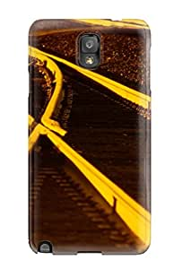 Excellent Design Railroad Man Made Railroad Case Cover For Galaxy Note 3