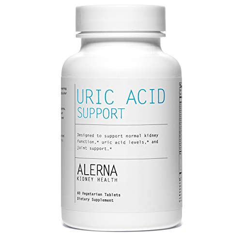 Alerna: Uric Acid Support (1 Bottle) (48 Hour Acai Berry Detox Liquid Side Effects)