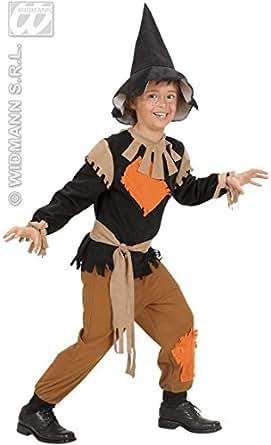 Disfraz de espanta pájaros Infantil Carnaval