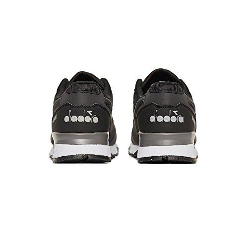 Diadora, uomo, n9000 MM hologram,Sneakers,nero