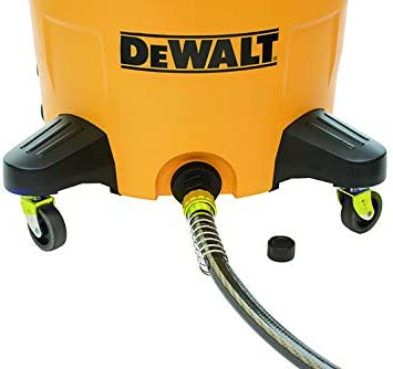 DeWalt - Aspirador de agua y polvo (34 L): Amazon.es: Bricolaje y ...