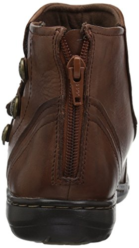 Rockport Cobb Hill Women's Cobb Hill Penfield Boot, Almond Leather, 6.5 W US by Rockport (Image #2)