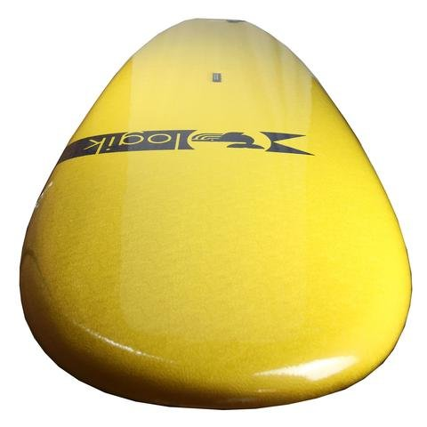 Logik Surf School amplia Softboard - principiante espuma Tabla de surf para adultos - varios colores/tamaños, amarillo: Amazon.es: Deportes y aire libre
