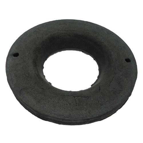 3330 Wall - LASCO 04-3330 Cushion Ring for Wall Hung Toilet, 6 3/4-OD x 3 1/2-ID x 3/4-Inch Thick, Sponge Rubber