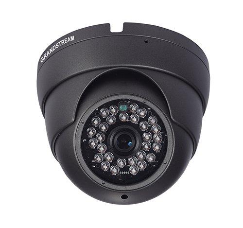 Grandstream GXV3610_FHD Dome HD IP Camera, 3.1 megapixel, Progressive Scan, CMOS image sensor, 1080p Resolution