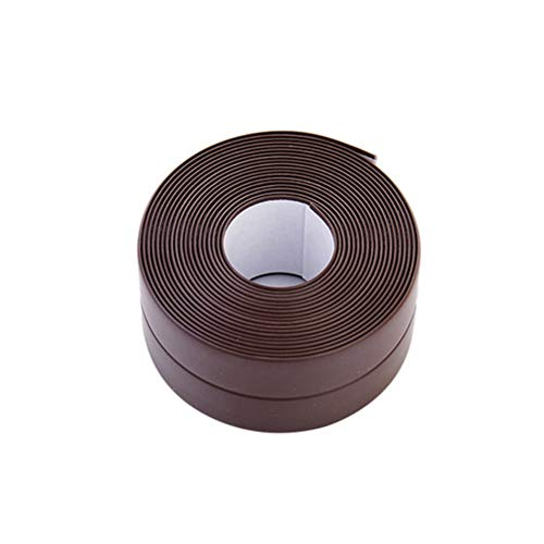 s - 3.2m 3.8cm Waterproof And Mildewproof Tape Anti Moisture Pvc Strip Bathroom Wall Sink Edge Sticker - Laundry SpaceSeashells Stickers Makeup Fail Life Bathrooms Little Gala