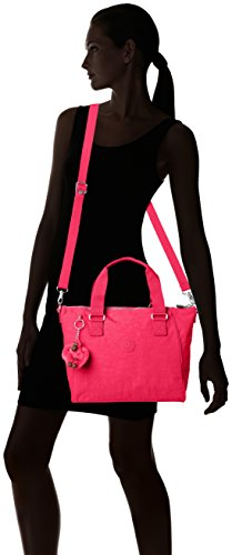 Flamboyant Pink Rose Porté Amiel Sac épaule Kipling xnwOXZ6Fq8