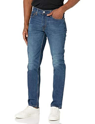 Levi's Men's 511 Slim Fit Jean, Throttle - Stretch, 34W x 32L