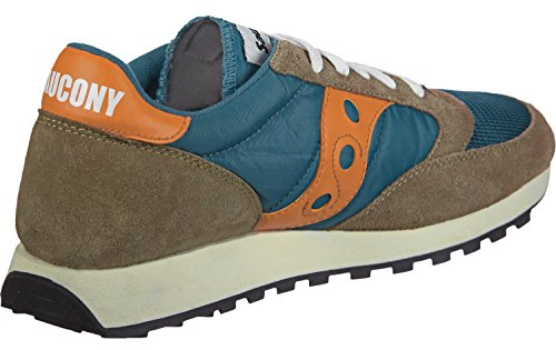 Saucony Jazz o Vintage, Scape per Sport Outdoor Uomo Turchese (Teal/Olive 14)