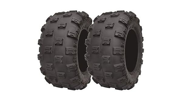 Par de duro Hookup Quad neumáticos 20 x 10 x 9 Radial e marcado legal en carretera 6 capas de mango largo: Amazon.es: Coche y moto