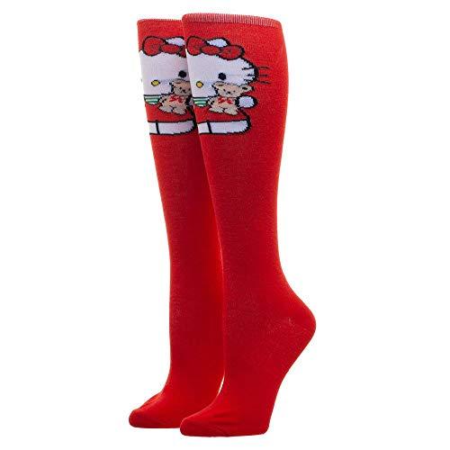Hello Kitty Cosplay - Hello Kitty Knee High Socks Hello Kitty Cosplay Hello Kitty Accessories - Hello Kitty Socks Hello Kitty Apparel