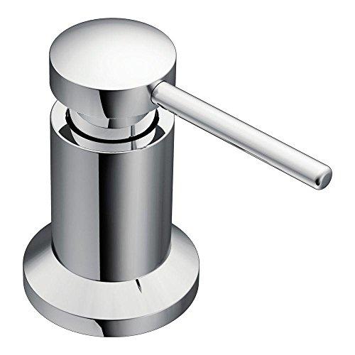Moen 3942 Kitchen Soap and Lotion Dispenser, Chrome