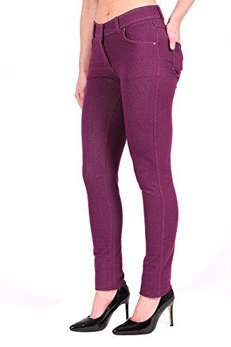 FASHIONS Jeans FASHIONS Femme Jeans Jeans PARSA PARSA FASHIONS Violet Femme PARSA Violet 4zwqpxAt4