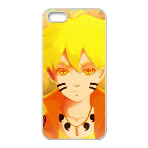Boruto Z5K61H8OH coque iPhone 4 4s case coque cover white W81N6X