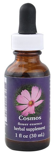 Flower Essence FES Quintessentials Cosmos Supplement Dropper -- 1 fl - Fes Essences Flower Quintessentials