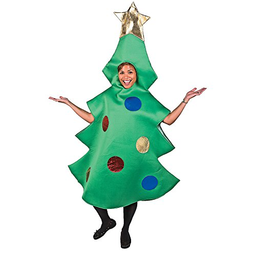 Adult¡¯s Christmas Tree Costume -