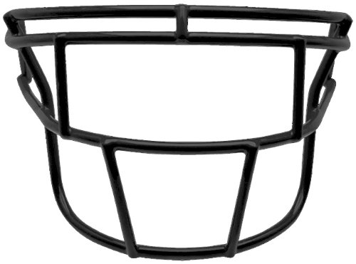 Schutt DNA EGOP YF Youth Faceguard (Black, Youth) (Egop Face Mask)