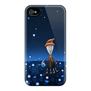 Anti-scratch Case Cover Phone Case Protective Starfield Case For Iphone 5/5s