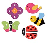 Learning Resources Magnetic Counting Garden Puzzles (LER7727)