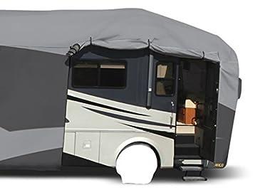 281-30 ADCO 52204 Designer Series SFS Aqua Shed Class A RV Cover