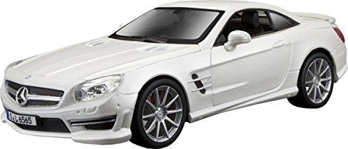 Mercedes Benz SL65 AMG Diecast Model - Amg Sl65 Mercedes Benz