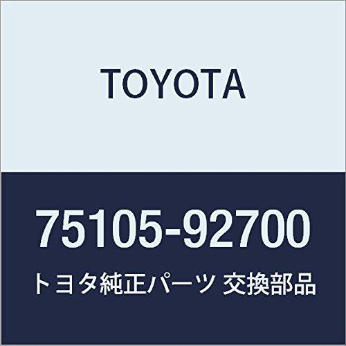TOYOTA (トヨタ) 純正部品 コンビネーションリヤランプ ブラケット LH ダイナ/トヨエース 品番75105-92700 B01LYUI56Z