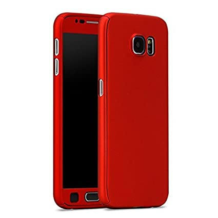 uk availability 94311 9b922 Samsung Galaxy J7 Max 360 Protection Case + Screen: Amazon.in ...