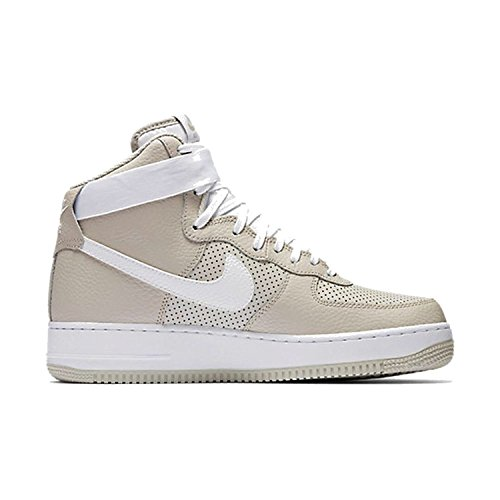 new style c4f29 9875d Galleon - Nike Mens Air Force 1 High 07 Basketball Shoe (11 (D)M US, Pale  Grey White)
