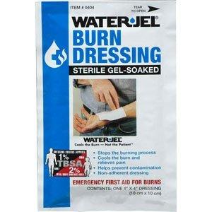 Burn Dressings - WATER-JEL® 4'' x 4'' (15/Box)