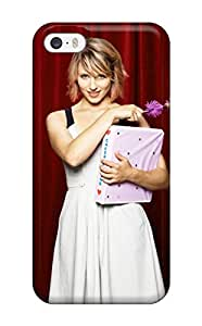 Hot New Fashion Premium Tpu Case Cover For Iphone 5/5s - Dianna Agron 5