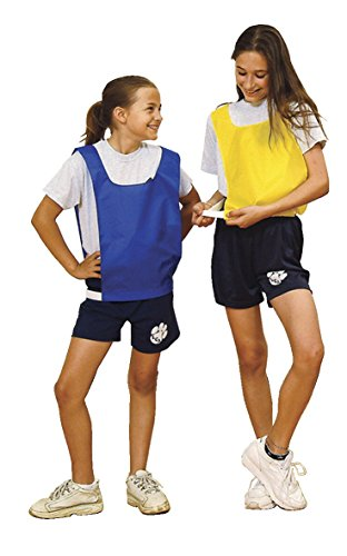 Sportime Pinnies - Full Size - Red ()