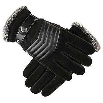 Amazon.com: MoAndy Cotton Gloves Unisex Warm Winter Gloves